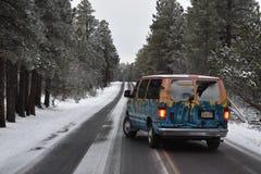 Μαγικό φορτηγό Στοκ φωτογραφία με δικαίωμα ελεύθερης χρήσης