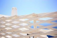 Μαγικό Santorini Στοκ εικόνα με δικαίωμα ελεύθερης χρήσης
