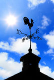 Μαγνητική πυξίδα ύφους κοτόπουλου Στοκ φωτογραφίες με δικαίωμα ελεύθερης χρήσης