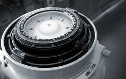 μαγνητικός ναυτικός πυξίδ&o στοκ φωτογραφίες με δικαίωμα ελεύθερης χρήσης