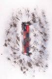 Μαγνητικό πεδίο φραγμών Στοκ εικόνα με δικαίωμα ελεύθερης χρήσης