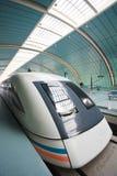 μαγνητικό τραίνο μετεωρισ στοκ φωτογραφία με δικαίωμα ελεύθερης χρήσης