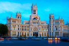 Μαδρίτη, Ισπανία Στοκ φωτογραφία με δικαίωμα ελεύθερης χρήσης