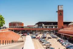 ΜΑΔΡΊΤΗ ΙΣΠΑΝΙΑ - 23 ΙΟΥΝΊΟΥ 2015: Puerta de Atocha Στοκ Εικόνες