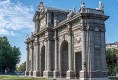 Μαδρίτη Στοκ φωτογραφίες με δικαίωμα ελεύθερης χρήσης