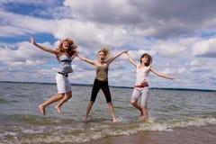 Μαζί με τις φίλες μου στοκ φωτογραφία με δικαίωμα ελεύθερης χρήσης