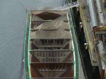 Μαζική αποβάθρα σκαφών τσιμέντου Στοκ Φωτογραφία