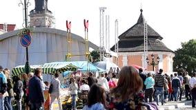 Μαζικοί εορτασμοί, ημέρα της πόλης φιλμ μικρού μήκους