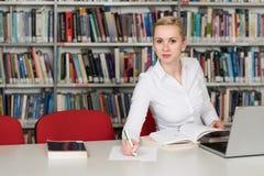 μαθαίνοντας σπουδαστής & Στοκ εικόνα με δικαίωμα ελεύθερης χρήσης