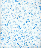 μαθηματική διακόσμηση Στοκ Εικόνες