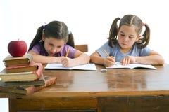 μαθητές κοριτσιών Στοκ φωτογραφίες με δικαίωμα ελεύθερης χρήσης