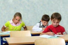 μαθητές τάξεων Στοκ Φωτογραφία