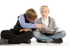 μαθητές Στοκ Εικόνα