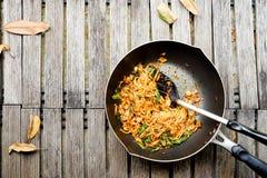 μακαρόνια πικάντικα στοκ φωτογραφία