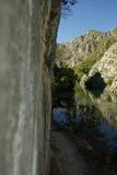 Μακεδονία, φαράγγι Matka στοκ εικόνα με δικαίωμα ελεύθερης χρήσης
