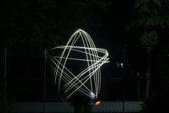 μακριά αστέρια έκθεσης Στοκ εικόνα με δικαίωμα ελεύθερης χρήσης