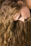 μακριά γυναίκα τριχώματος στοκ εικόνες με δικαίωμα ελεύθερης χρήσης