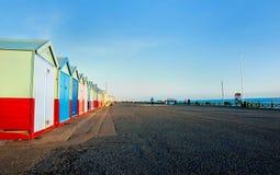Μακριά θάλασσα σπιτιών στοκ εικόνες με δικαίωμα ελεύθερης χρήσης
