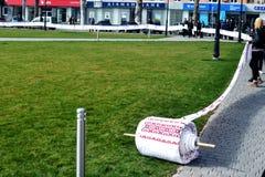 Μακριά κεντητική Στοκ φωτογραφία με δικαίωμα ελεύθερης χρήσης