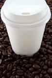 μακριά ο καφές παίρνει Στοκ Εικόνες