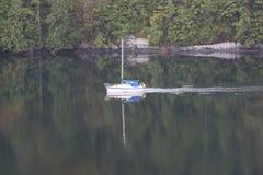 μακριά πανί Στοκ εικόνα με δικαίωμα ελεύθερης χρήσης