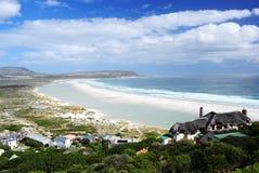 Μακριά παραλία, Καίηπ Τάουν στοκ εικόνα