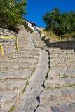 μακριά σκάλα Στοκ εικόνες με δικαίωμα ελεύθερης χρήσης