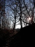 Μακριά στον ουρανό Στοκ φωτογραφία με δικαίωμα ελεύθερης χρήσης