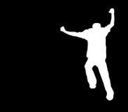 μακριά τρέξιμο W μονοπατιών ψαλιδίσματος β Στοκ φωτογραφία με δικαίωμα ελεύθερης χρήσης
