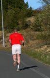 μακριά τρέχοντας Στοκ φωτογραφία με δικαίωμα ελεύθερης χρήσης