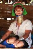 μακριά φυλή της Ταϊλάνδης λ& Στοκ φωτογραφίες με δικαίωμα ελεύθερης χρήσης