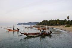 μακριές ουρές Ταϊλάνδη βαρ& στοκ εικόνες