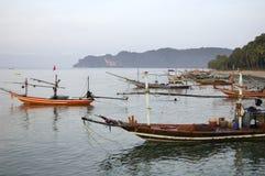 μακριές ουρές Ταϊλάνδη βαρ& στοκ εικόνες με δικαίωμα ελεύθερης χρήσης