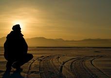 μακρινά βλέμματα Στοκ φωτογραφία με δικαίωμα ελεύθερης χρήσης