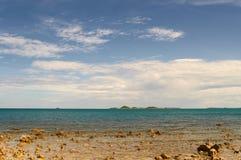 Μακρινά νησιά Στοκ εικόνα με δικαίωμα ελεύθερης χρήσης