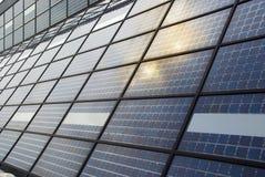 μακρινός ηλιακός σταθμός &bet Στοκ φωτογραφία με δικαίωμα ελεύθερης χρήσης
