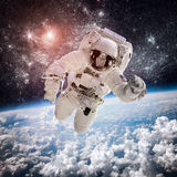 μακρινό διάστημα αστρονα&upsilon Στοκ Φωτογραφία