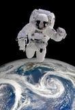 μακρινό διάστημα αστρονα&upsilon Στοκ Εικόνα