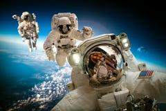 μακρινό διάστημα αστρονα&upsilon Στοκ εικόνα με δικαίωμα ελεύθερης χρήσης