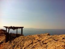 Μακρινό νησί Στοκ φωτογραφίες με δικαίωμα ελεύθερης χρήσης
