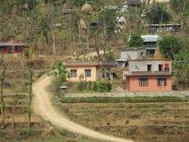 Μακρινό χωριό στοκ φωτογραφία με δικαίωμα ελεύθερης χρήσης