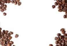 μακροεντολή καφέ Στοκ Φωτογραφίες