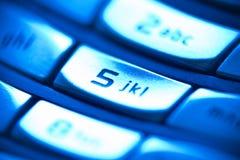 μακροεντολή κουμπιών Στοκ Φωτογραφία