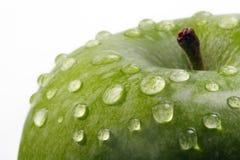 μακροεντολή μήλων Στοκ εικόνα με δικαίωμα ελεύθερης χρήσης