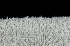 Μακροεντολή μιας πετσέτας βαμβακιού στοκ φωτογραφία με δικαίωμα ελεύθερης χρήσης