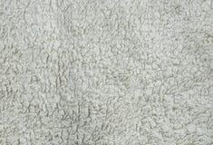 Μακροεντολή μιας πετσέτας βαμβακιού στοκ εικόνες