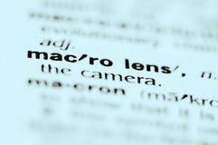 μακροεντολή φακών στοκ φωτογραφία με δικαίωμα ελεύθερης χρήσης