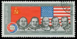 μακρο γραμματόσημο Στοκ Φωτογραφίες