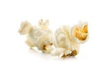Μακρο εικόνα popcorn στοκ φωτογραφία με δικαίωμα ελεύθερης χρήσης