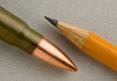 μακρο μολύβι μολύβδου σ& Στοκ εικόνα με δικαίωμα ελεύθερης χρήσης